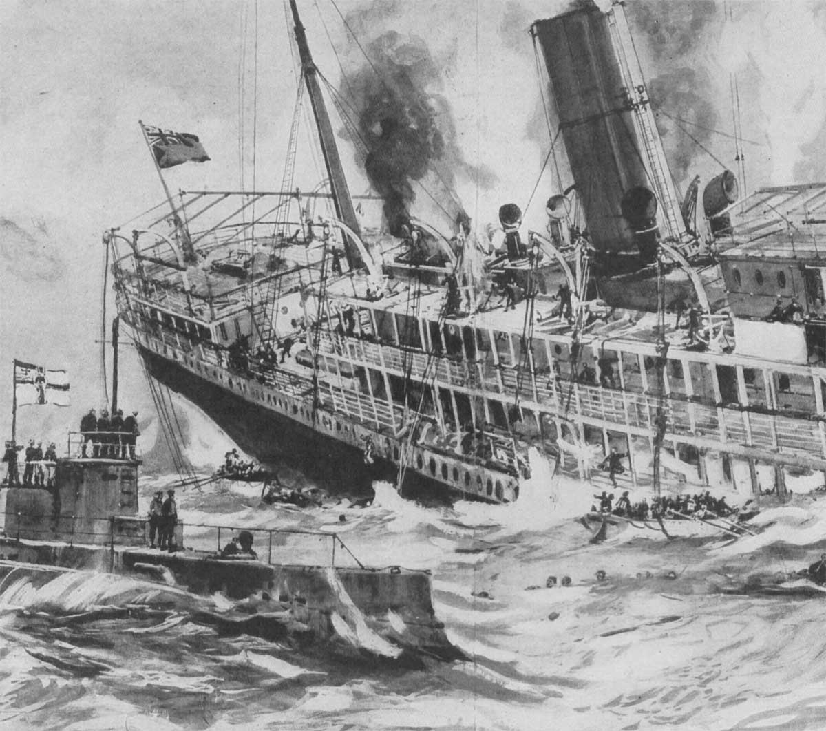 Image result for the rms falaba